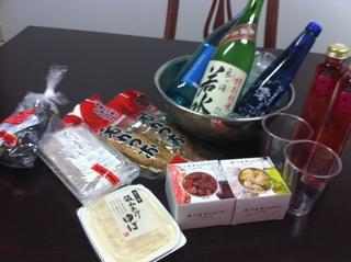 第1回日本酒持ち寄り会議 1.JPG