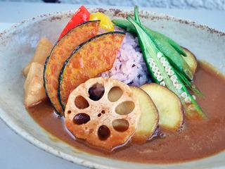 そらみ野菜カレー.JPG